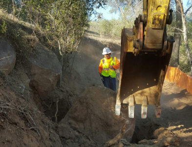 Cemetery Area Water Pipeline Replacement