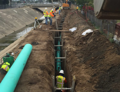Recycled Water Easterly Mains Extension